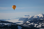 Vol en haute Montagne (Alpes)