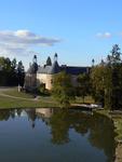 Château de Saint-Fargeau (Yonne - Bourgogne)