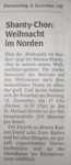 Westdeutsche Allgemeine Zeitung (WAZ) - Dezember 2011