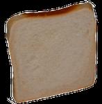 Rebanada fina, sándwich