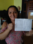 : Frau Maria Brindeiro, Mutter von Thiago Brindeiro