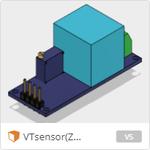 AC Voltage Sensor (ZMPT101B)
