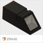Fingerprint sensor module ZFM-60