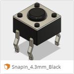 SnapIn_4.3mm_Black