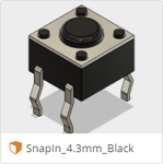 SnapIn_4.3mm_Black