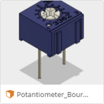 Potantiometer_Bourns_3362P