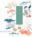 「池波正太郎のそうざい料理帖」装画練習 2017