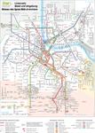 BVB-Liniennetzplan 2018