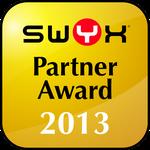 Swyx Partner des Jahres 2013