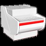 Meuble caisse pour vitrine réfrigérée  service arrière Montpellier