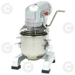 Pétrin mélangeur 10,20 ou 30 litres avec engrenages en métal  Montpellier