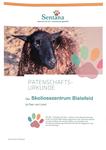 Patenschafts-Urkunde Sentana Stiftung