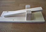 Holzspiel Wippe