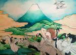 Mt.Fuji celebration 2014 個人蔵 Private collection