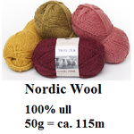 Novita Wolle Nordic Wool