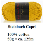 Steinbach Wolle Capri