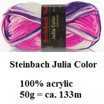 Steinbach Wolle Julia Color