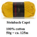 Steinbach Garn Capri