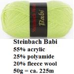 Steinbach Wolle Babi