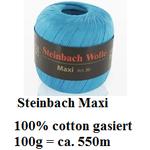 Steinbach Wolle Maxi