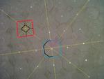 Keuzedeel: Strandmozaïek met symmetrieën en cellen