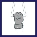 Mit dem Avotac Schutzhandschuh bist du kontaktfrei in öffentlichen Verkehrsmitteln unterwegs