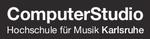 Logo ComputerStudio Hochschule für Musik Karlsruhe