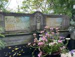 Die ersten 5 Fotos sind von unterwegs, aus einem Skulpturengarten.