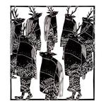 八ッ鹿踊り 10月28日~29日 愛媛県