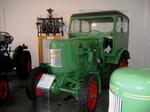 F25 Allrad Originalmaschine mit fest angebauter Seilwinde (steht im Fendt-Werk)