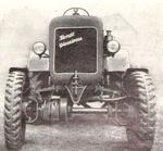Werbeanzeige Prototyp F25 Allrad