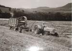Versuchsmaschine (S5) welche 1964 auf der DLG vorgestellt wurde (Bauform rund 1)