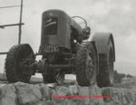 Dieselross F35 Prototyp (erster Dreizylinder, Allrad) Maschine verschrottet
