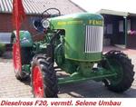 Dieselross F20 Allrad - nicht Original - Umbau mit Selene Allradkomponenten