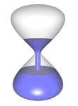 Rotationskörper - Sanduhr