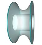 Rotationskörper - Rolle