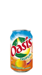OASIS TROPICAL 33 cl - 1,90 €