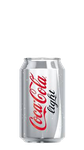 COCA COLA light 33 cl - 1,90 €