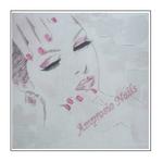 'Amprosio nails' Formaat (bxhxd): 72x72x3