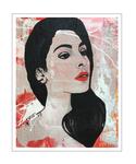 'Second day with Anna Nooshin' Formaat (bxhxd): 40x50x4