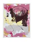 'Third day with Audrey Hepburn' Size: 64x84x3