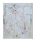 'Hiding behind my hand' Formaat (bxhxd): 57x67x2