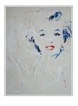 'Fourth day with Marilyn Monroe' Size: 64x84x3