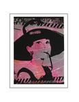 'Fifth day with Audrey Hepburn'  Formaat (bxhxd): 80x60x2