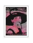 'Fifth day with Audrey Hepburn'  Size: 80x60x2