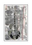 'Amazing guitar #1' Formaat (bxhxd): 70x90x2