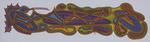 amoeba fugatur 70X30 cm