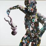 Massacre des innocents - huile et tempéra sur toile - 150 x 150 cm - 2005