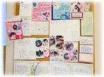 たくさんのお手紙ありがとうございます。