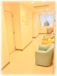 病室は4階にございます。
